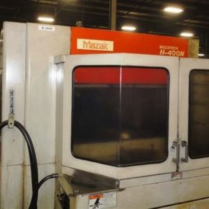 Horizontal Machining / HMC