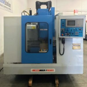Vertical Machining Centers - VMC