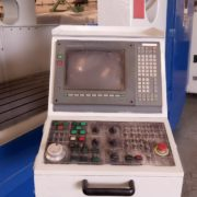 Used Mighty Comet HB-120 CNC Vertical Bridge Mill