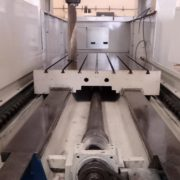 Used Mighty Comet HB-120 CNC Vertical Bridge Mill b