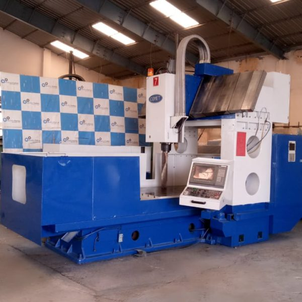Used Mighty Comet HB-120 CNC Vertical Bridge Mill main
