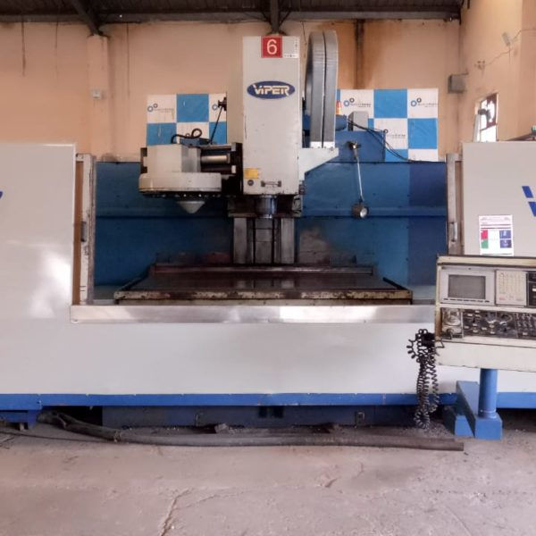 Used Mighty Viper V-2100 CNC VMC for Sale in Delhi NCR India