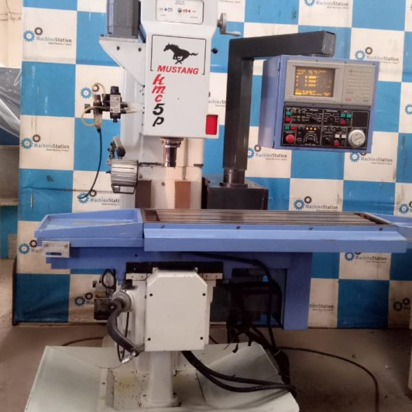 Used Leadwell CNC Milling main