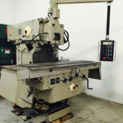 Used WMW FQ-400 Vertical Mill MachineStation India a