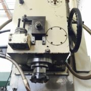 Used WMW FQ-400 Vertical Mill MachineStation India b