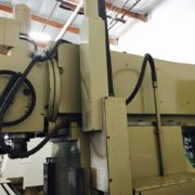 Used WMW FQ-400 Vertical Mill MachineStation India c