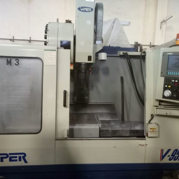 Used VMC Mighty Viper V-950 MachineStation India