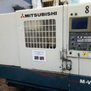 Used Mitsubishi Vertical Machining Center India a