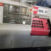 Used Yang SML-12 CNC Turning Center India a