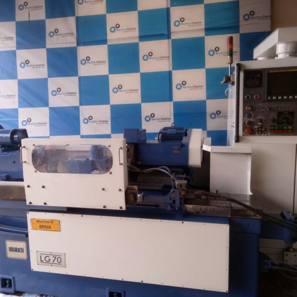 Used Minakuchi CNC Grinder MachineStation India