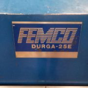Used Femco Durga 25E CNC Turning for Sale in Delhi NCR India c