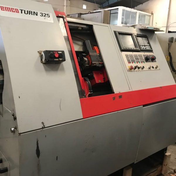 Used Emco Turn 325 CNC Turning Center for sale in Delhi NCR India