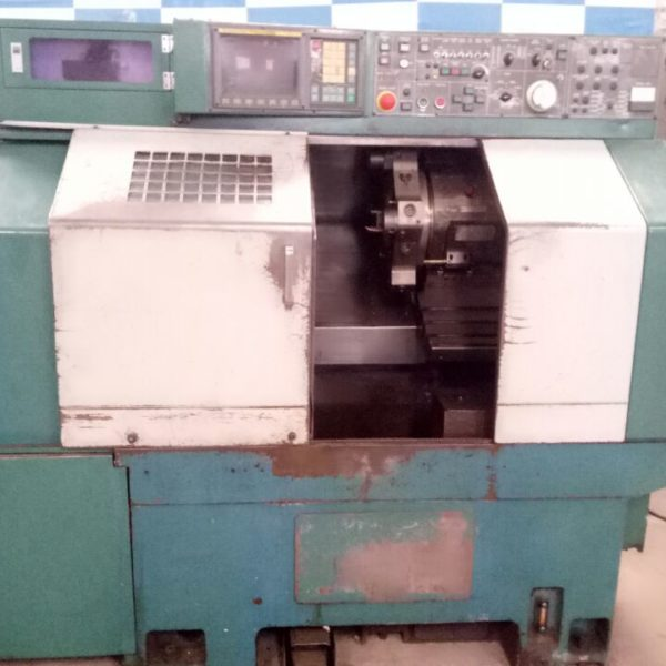 Used Nakamura S-JR CNC Turning Center for Sale in India