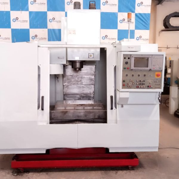 Used YANG SMV-600 Vertical machining Center for Sale in Delhi NCR India