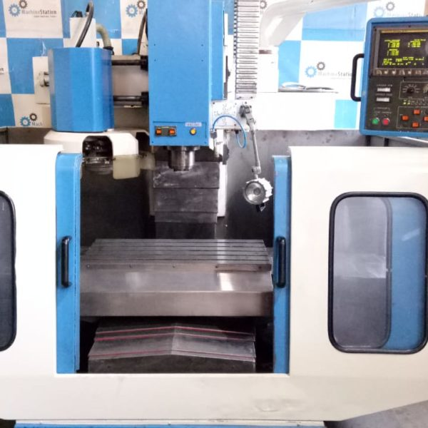 Used JOHNFORD VMC 750 Vertical Machining Center for Sale in Delhi NCR India