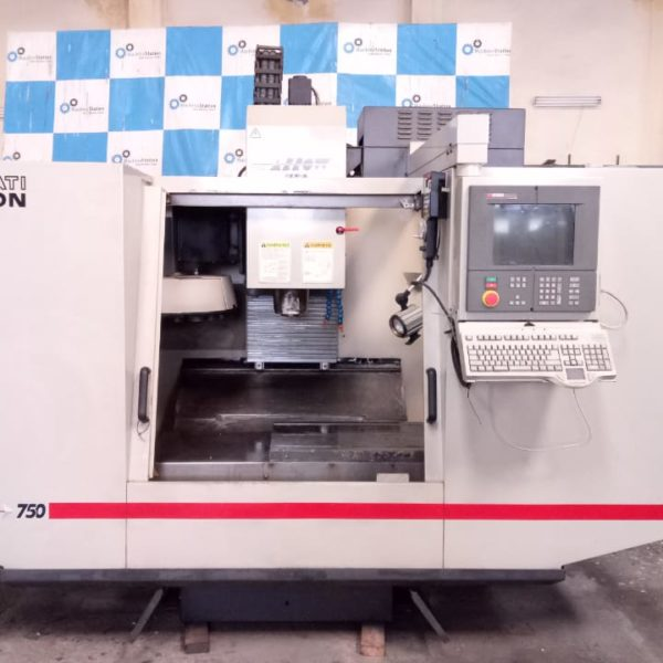Used Cincinnati Milacron Arrow-750 CNC VMC for Sale in Delhi NCR India