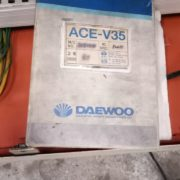 Used Daewoo Ace V-35 CNC VMC for Sale in Delhi NCR India h