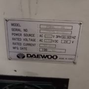 Daewoo Puma 8S CNC Turning Center for Sale in Delhi NCR India h